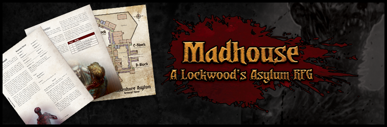 Madhouse Banner
